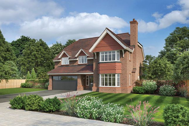 Detached house for sale in Lisvane Road, Cardiff