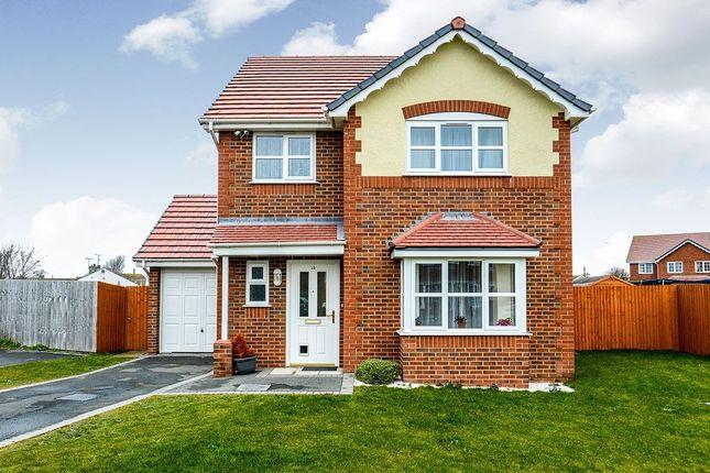 Thumbnail Detached house to rent in Parc Morfa, Kinmel Bay, Rhyl