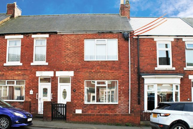 Thumbnail Terraced house for sale in Station Avenue South, Fencehouses, Houghton Le Spring