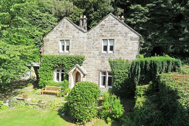 Thumbnail Detached house for sale in Church Street, Lea, Matlock, Derbyshire