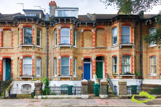 Thumbnail Maisonette to rent in Preston Road, Preston, Brighton