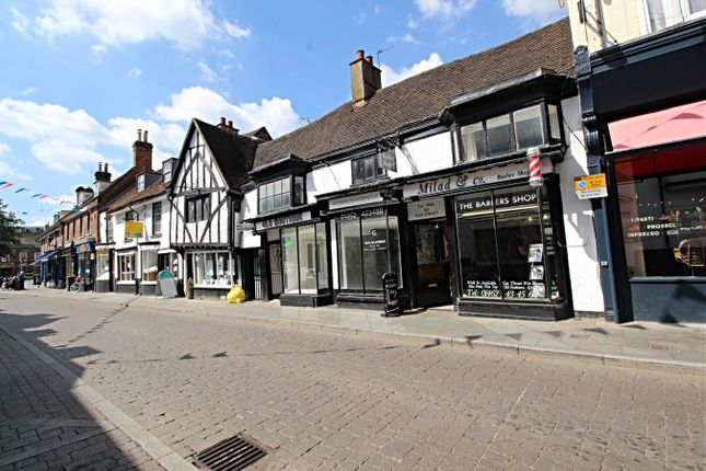 Thumbnail Flat to rent in Sun Street, Hitchin