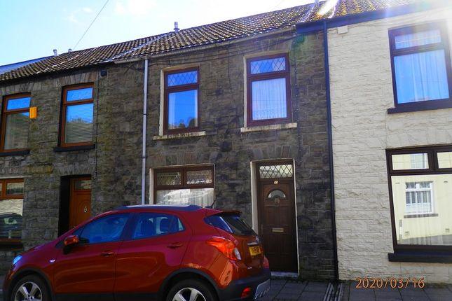 Thumbnail Terraced house for sale in Dunraven Street, Treherbert, Rhondda Cynon Taff.
