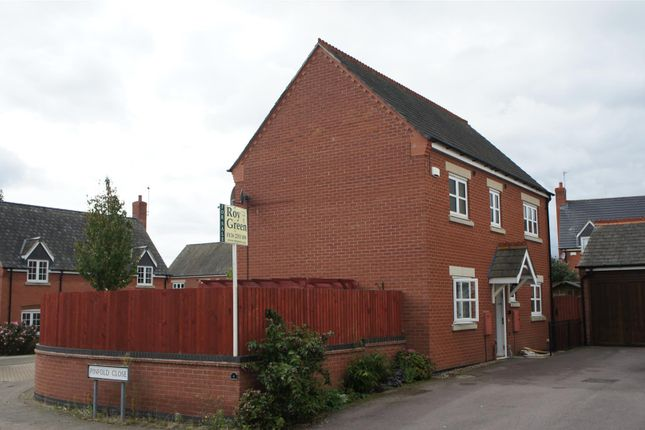 3 bed detached house for sale in Far Pastures Road, Birstall, Leicester