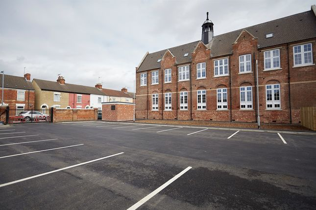 Thumbnail Maisonette for sale in The Old School, Newland Avenue, Hull