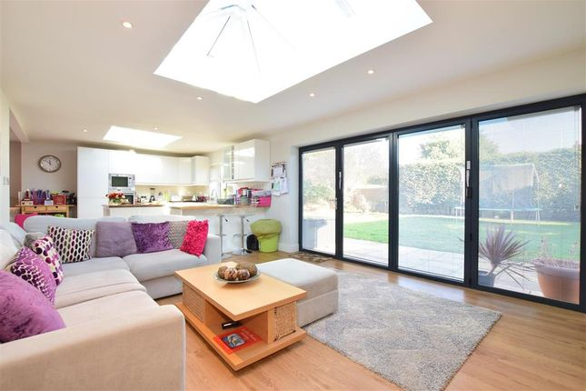 Thumbnail Detached bungalow for sale in Wellesley Avenue, Goring-By-Sea, Worthing, West Sussex