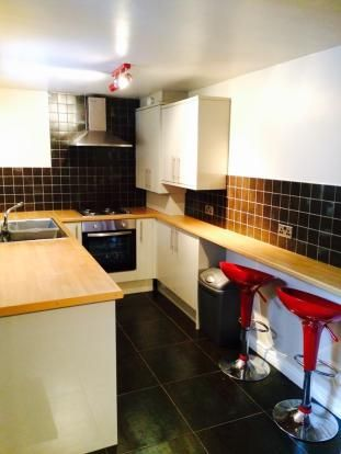 Thumbnail 4 bed terraced house to rent in Woodhead Road, Sheffield