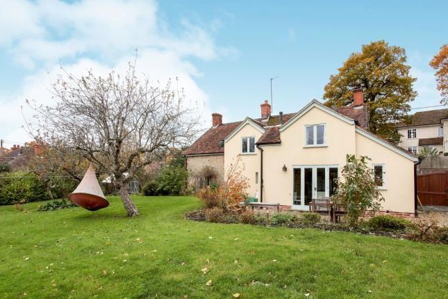 Thumbnail Link-detached house for sale in Gillingham, Dorset, .