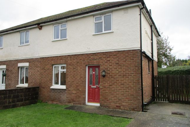 Thumbnail Semi-detached house to rent in The Hydneye, Hampden Park, Eastbourne