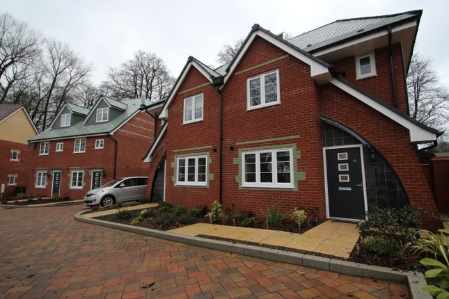 Thumbnail Semi-detached house to rent in Eisenhower Lower Close, High Wycombe