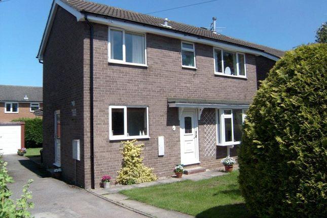 Thumbnail Detached house to rent in Newtondale Close, Knaresborough, North Yorkshire