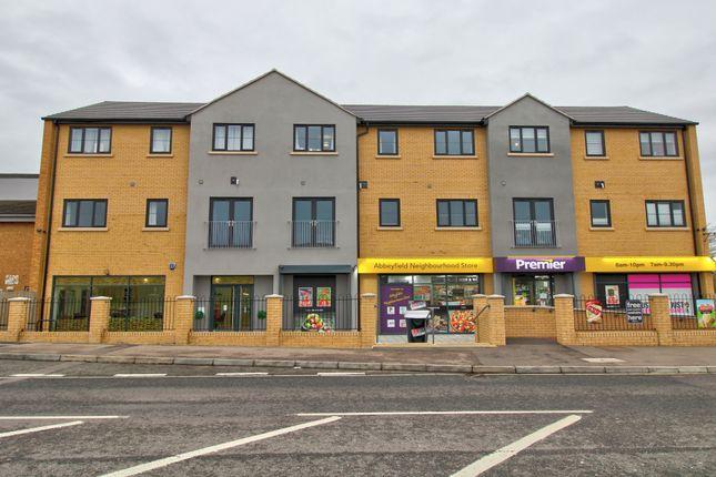 Thumbnail Flat for sale in Abbey Fields, Elstow, Bedford
