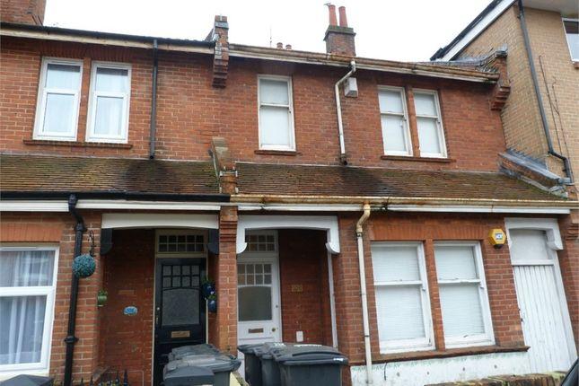 Thumbnail End terrace house for sale in Haviland Road, Boscombe, Dorset