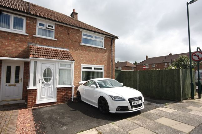 Thumbnail Terraced house for sale in Poplar Place, Guisborough