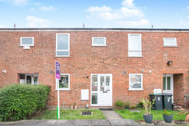 Thumbnail Terraced house for sale in Maple Drive, Shefford