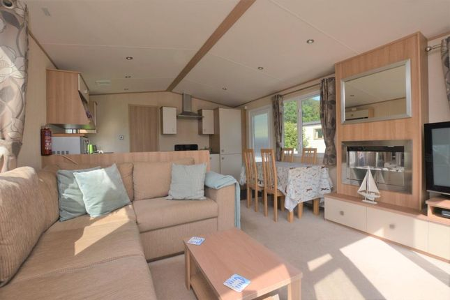 Lounge/Dining of Praa Sands Holiday Park, Praa Sands, Penzance TR20