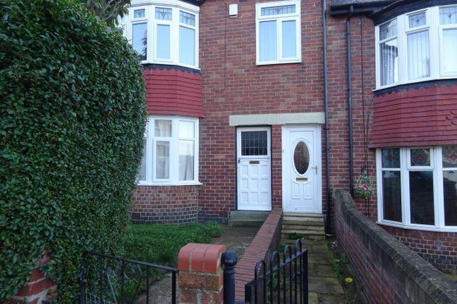 Exterior of Watt Street, Gateshead, Tyne & Wear NE8
