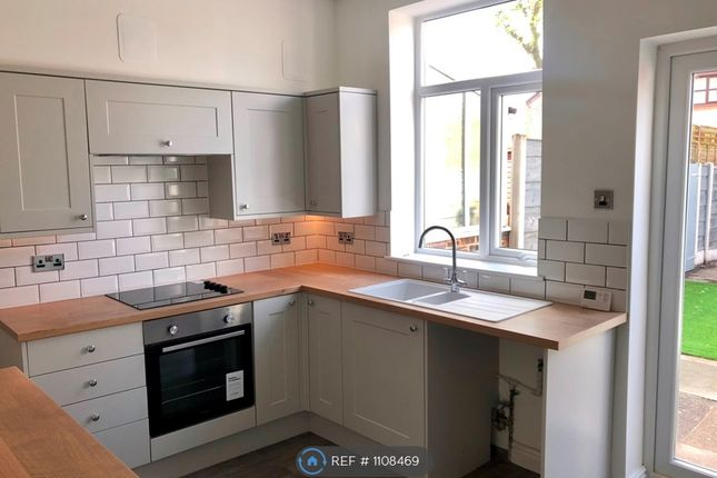 2 bed terraced house to rent in Napier Street, Stockport SK7