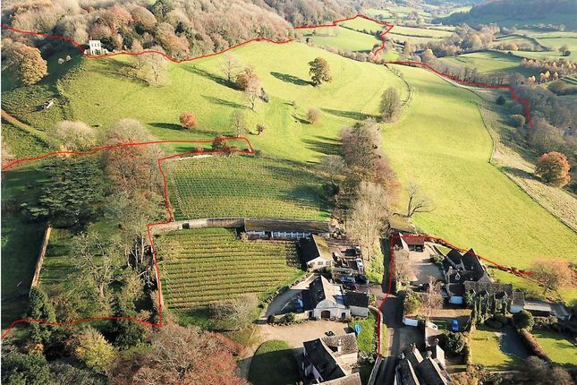 Thumbnail Farm for sale in Alderley, Wotton-Under-Edge, Gloucestershire