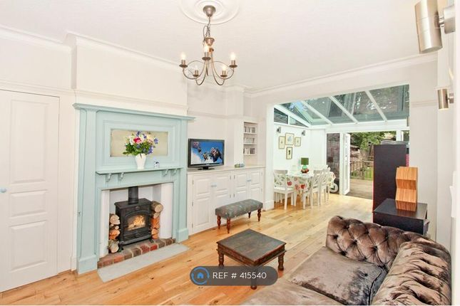 Thumbnail Semi-detached house to rent in Norbury Court Road, London