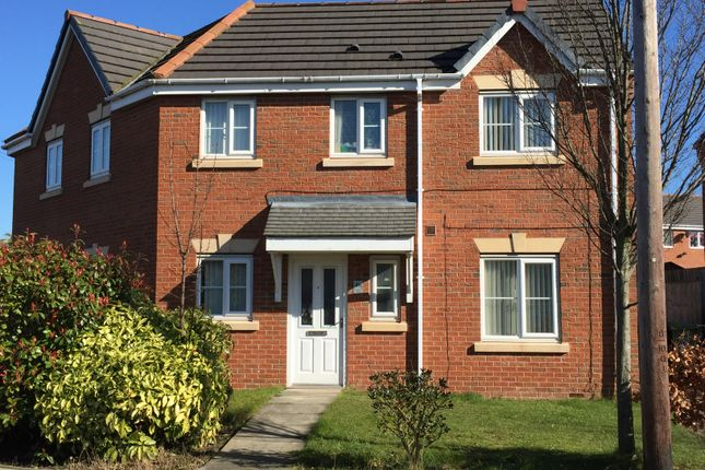 Thumbnail Semi-detached house to rent in Pennington Avenue, Bootle