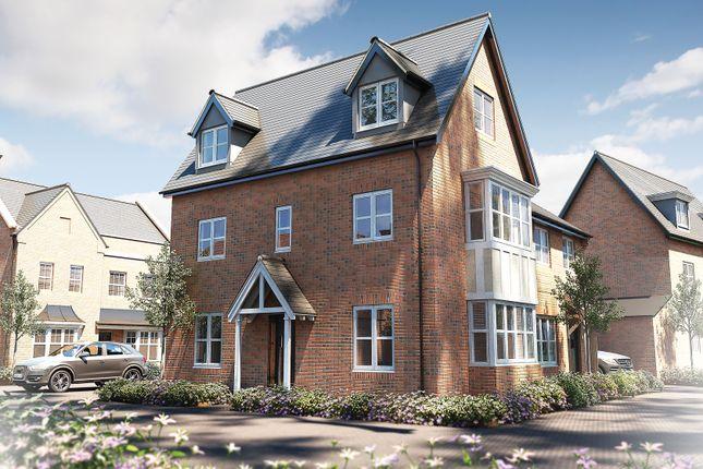 Thumbnail Detached house for sale in The Studland, Sandhursdt Gardens, High Street, Sandhurst Berkshire