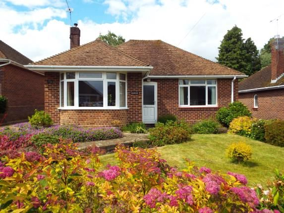 Thumbnail Bungalow for sale in Chandlers Ford, Eastleigh, Hampshire