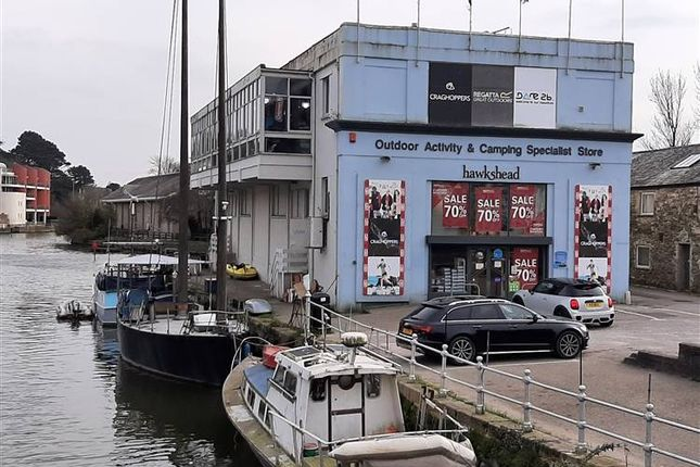 Thumbnail Commercial property to let in Town Quay, Truro