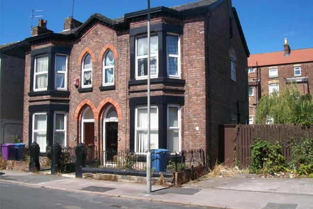 Thumbnail Semi-detached house for sale in Moscow Drive, Liverpool, Merseyside