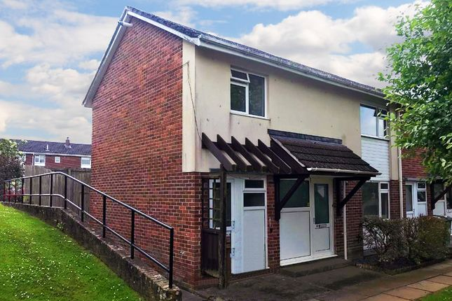 Thumbnail End terrace house for sale in Linton Road, Tamerton Foliot, Plymouth
