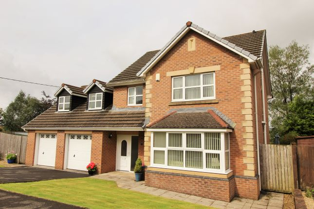 Thumbnail Detached house for sale in Gorsaf Y Glowr, Pontarddulais, Swansea
