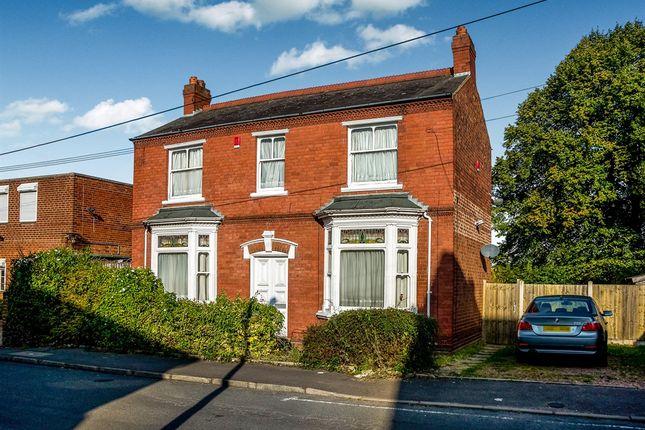 Thumbnail Detached house for sale in Valley Road, Lye, Stourbridge