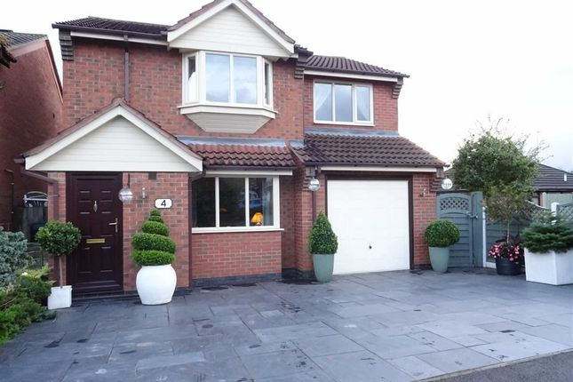 Thumbnail Detached house for sale in Crosskirk Road, Hinckley