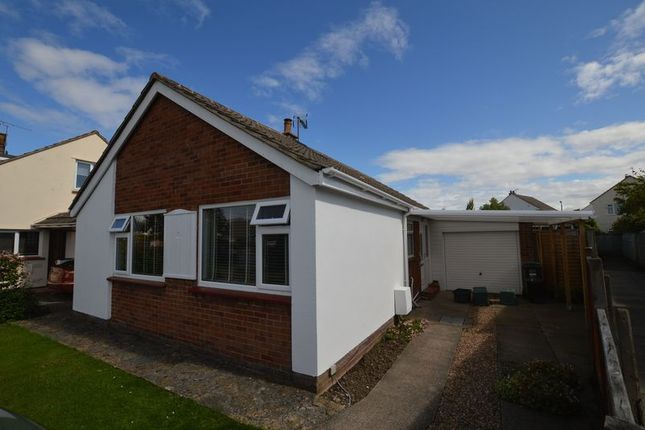 Thumbnail Bungalow for sale in Garsdale Road, Weston-Super-Mare