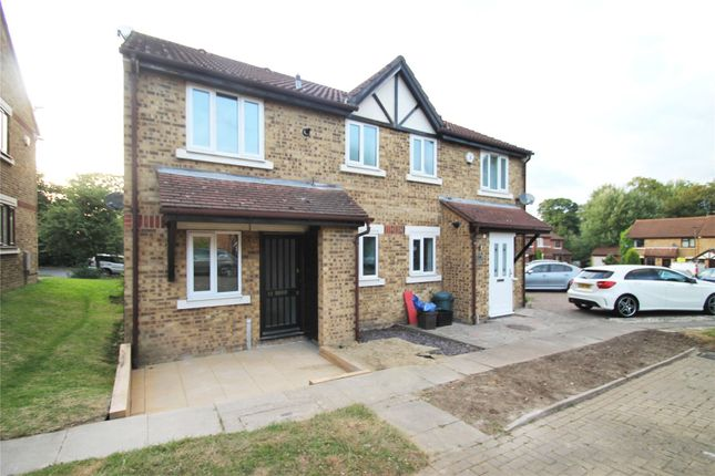 Thumbnail End terrace house to rent in Stanton Close, Orpington, Kent