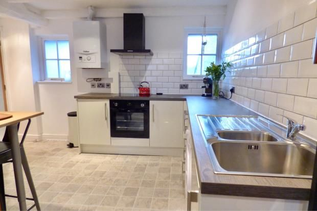 Thumbnail Flat for sale in Flat 5 Galloway House, Yard 44, Stramongate, Kendal