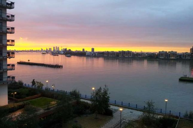 Thumbnail Flat to rent in Erebus Drive, Royal Artillery Quays, London -