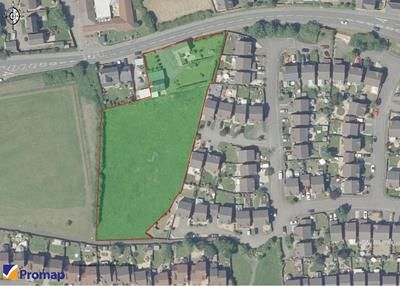 Thumbnail Land for sale in Ty Penywaun, Brynhoward Terrace, Oakdale