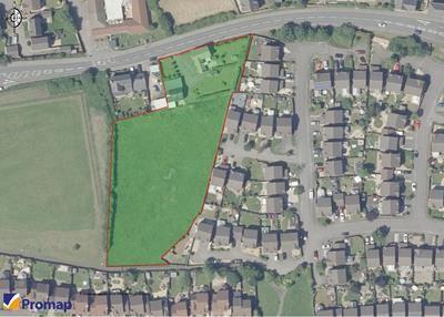 Land for sale in Ty Penywaun, Brynhoward Terrace, Oakdale