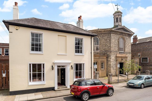 Thumbnail Detached house for sale in St. Johns Street, Chichester