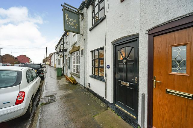 1 bed terraced house for sale in Main Street, Paull, Hull, East Yorkshire HU12