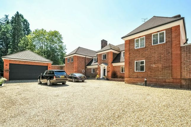 Thumbnail Detached house for sale in Brackenhill Close, Oxhey Drive South, Northwood