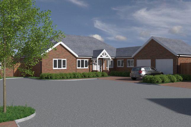 Thumbnail Detached bungalow for sale in Adams Way, Marton, Gainsborough