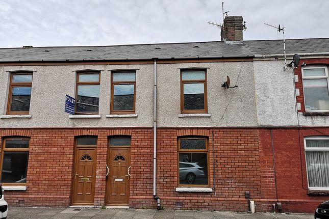 Thumbnail Terraced house to rent in Vivian Terrace, Port Talbot, Neath Port Talbot.