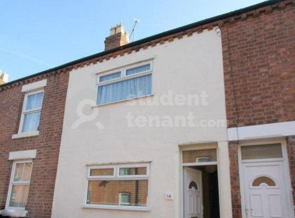 Thumbnail Shared accommodation to rent in Denbigh Street, Chester, Cheshire West And Chester