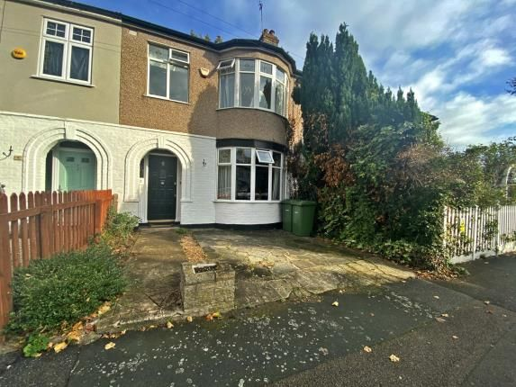 Front of Hornchurch, Havering, Essex RM11