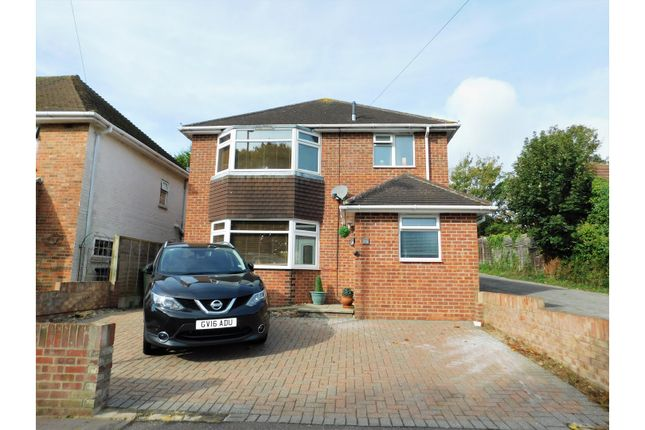 Thumbnail Detached house for sale in Halewick Lane, Lancing