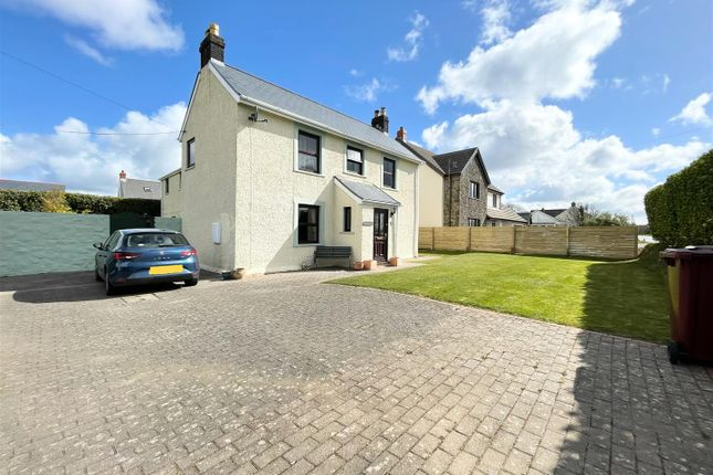 5 bed detached house for sale in Hill Mountain, Houghton, Milford Haven SA73