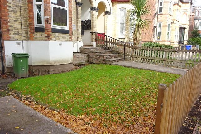Gardens of 10, Mayfield Road, Whalley Range, Manchester. M16