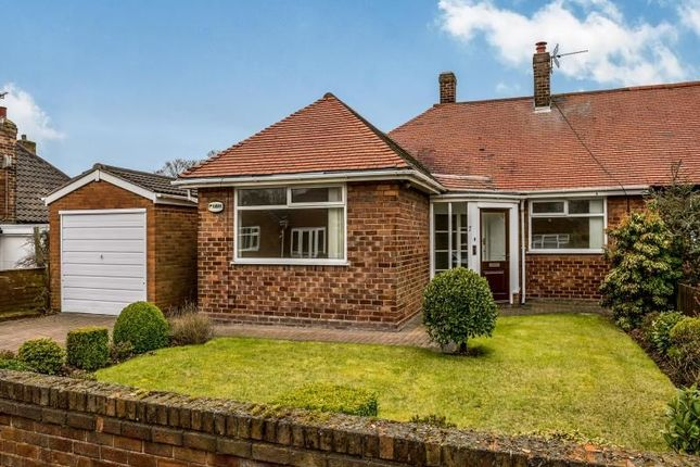 Thumbnail Bungalow for sale in Marian Drive, Rainhill, Prescot